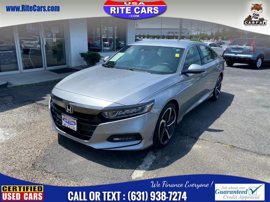 Used 2018 Honda Accord Sedan in Lindenhurst, New York | Rite Cars, Inc. Lindenhurst, New York