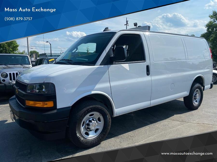 Used 2019 Chevrolet Express Cargo in Framingham, Massachusetts | Mass Auto Exchange. Framingham, Massachusetts