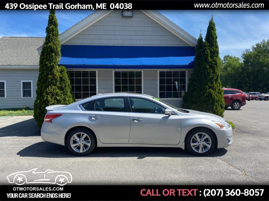 Used 2013 Nissan Altima in Gorham, Maine | Ossipee Trail Motor Sales. Gorham, Maine
