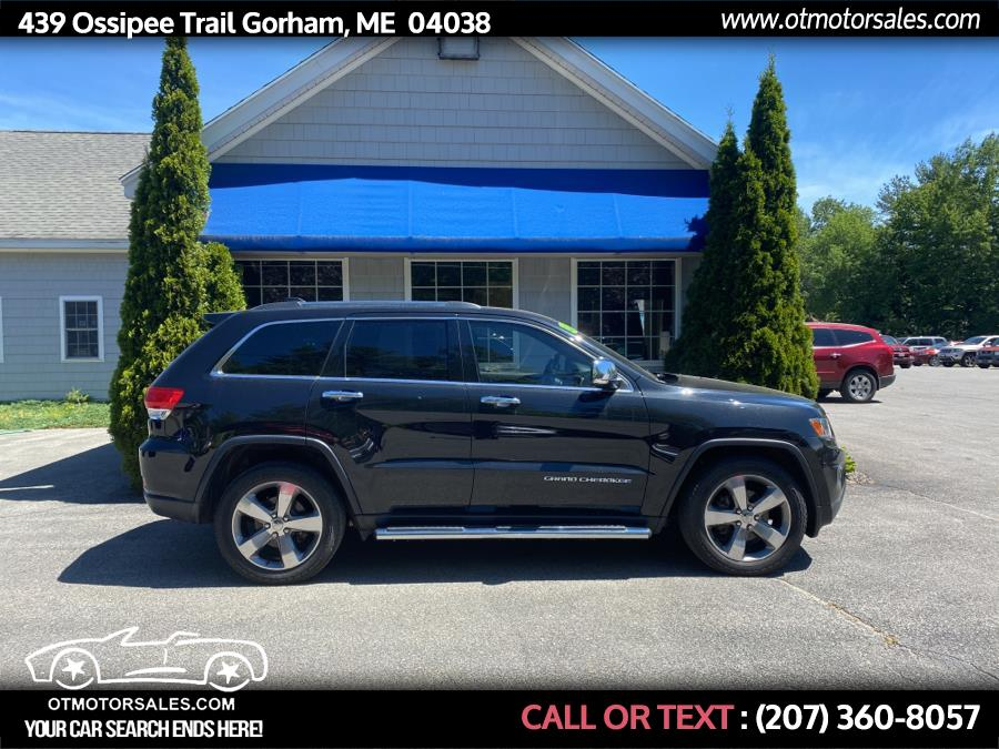 Used 2014 Jeep Grand Cherokee in Gorham, Maine | Ossipee Trail Motor Sales. Gorham, Maine