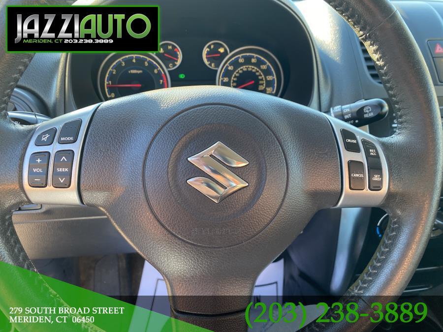 Used Suzuki SX4 5dr HB Man Crossover AWD 2012 | Jazzi Auto Sales LLC. Meriden, Connecticut