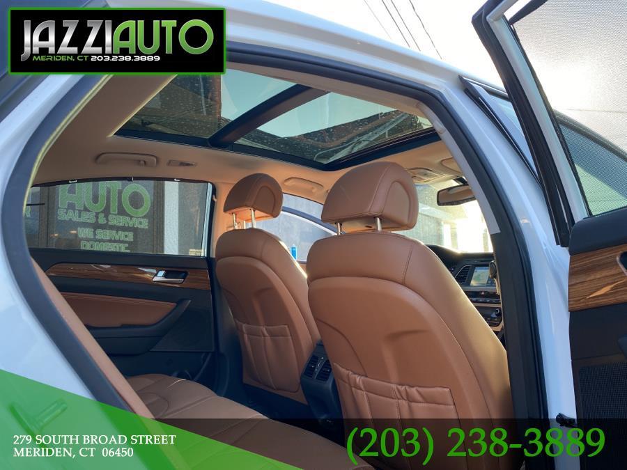 Used Hyundai Sonata 4dr Sdn 2.4L Limited w/Brown Seats 2015 | Jazzi Auto Sales LLC. Meriden, Connecticut