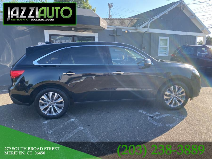 Used 2014 Acura MDX in Meriden, Connecticut | Jazzi Auto Sales LLC. Meriden, Connecticut