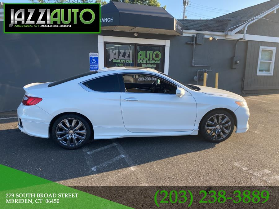 Used 2013 Honda Accord Cpe in Meriden, Connecticut | Jazzi Auto Sales LLC. Meriden, Connecticut