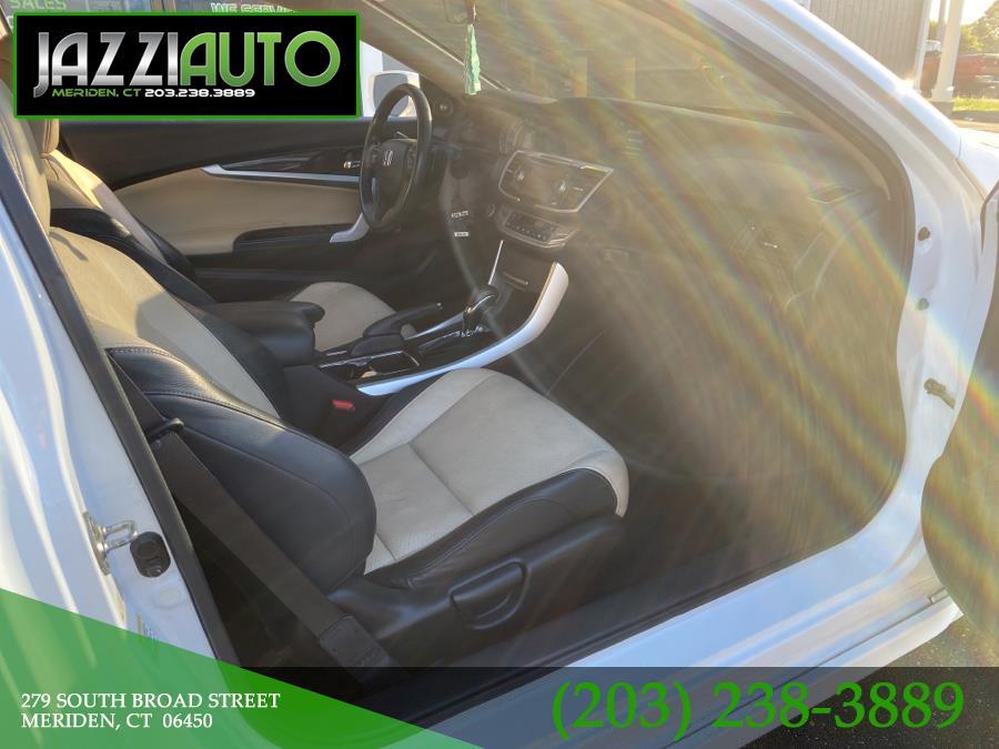 Used Honda Accord Cpe 2dr V6 Auto EX-L 2013 | Jazzi Auto Sales LLC. Meriden, Connecticut