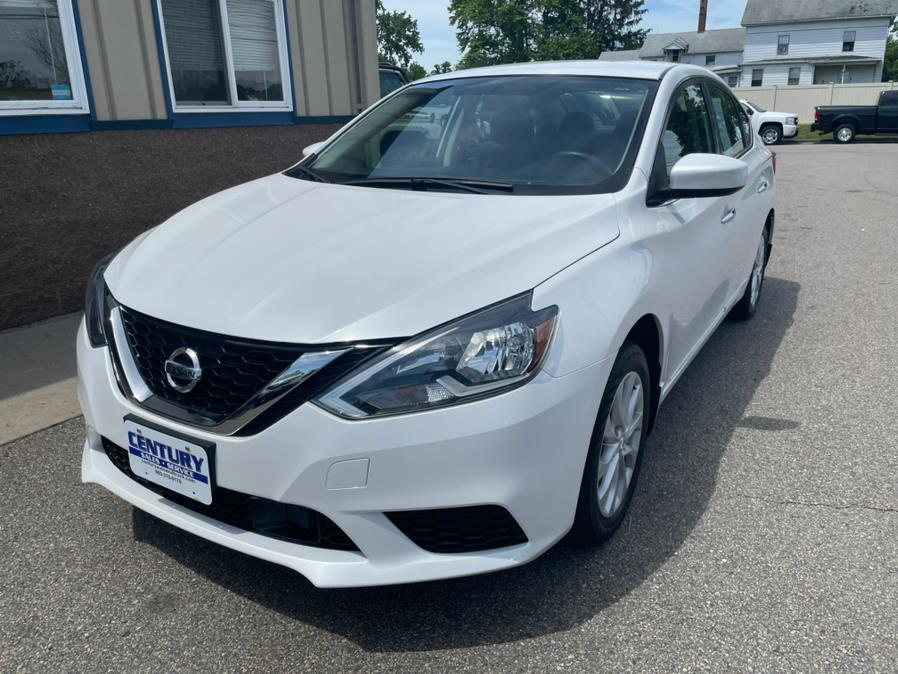 Used 2018 Nissan Sentra in East Windsor, Connecticut   Century Auto And Truck. East Windsor, Connecticut