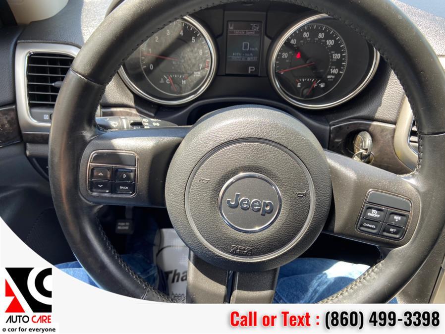 Used Jeep Grand Cherokee 4WD 4dr Laredo 2011 | Auto Care Motors. Vernon , Connecticut