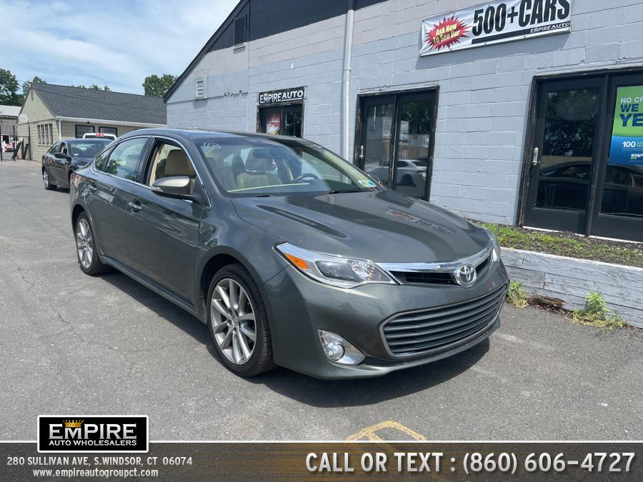Used 2014 Toyota Avalon in S.Windsor, Connecticut   Empire Auto Wholesalers. S.Windsor, Connecticut