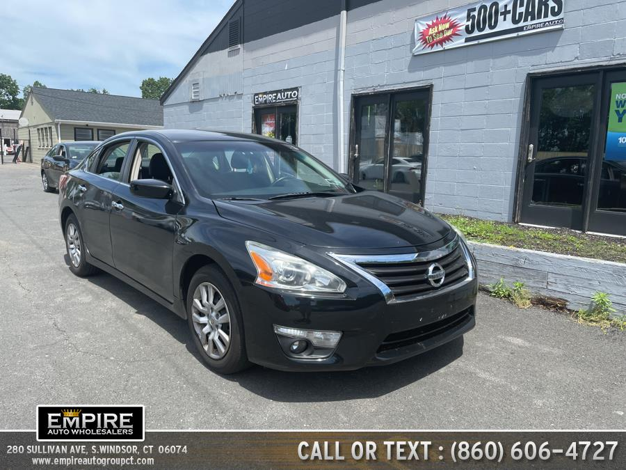 Used 2013 Nissan Altima in S.Windsor, Connecticut | Empire Auto Wholesalers. S.Windsor, Connecticut