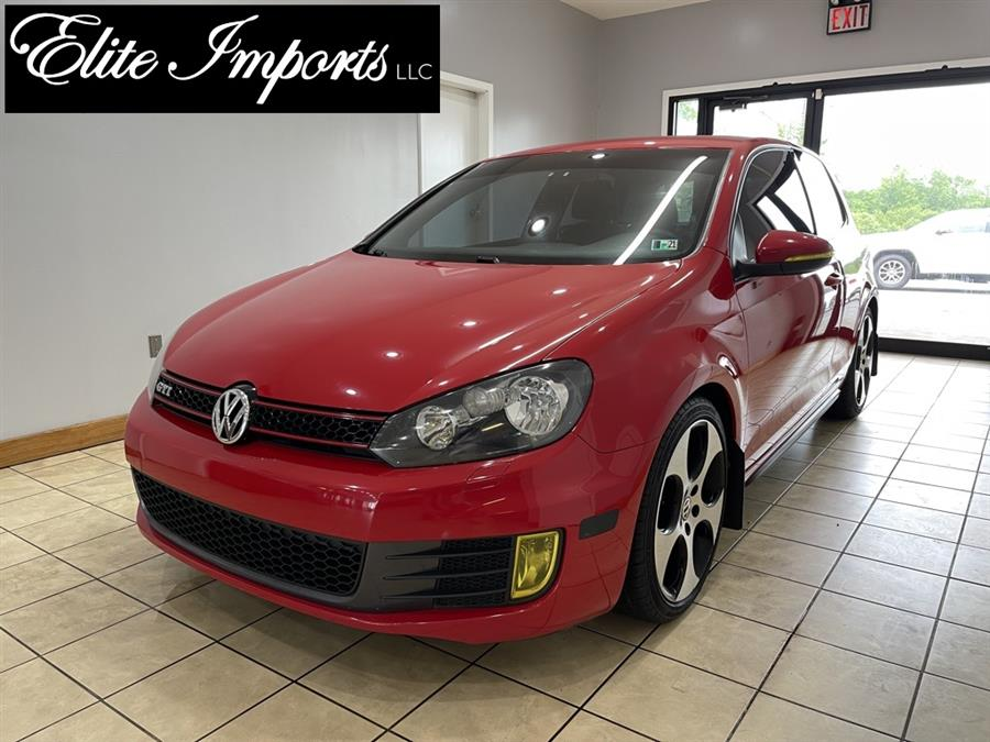 Used Volkswagen Gti Base 2012   Elite Imports LLC. West Chester, Ohio