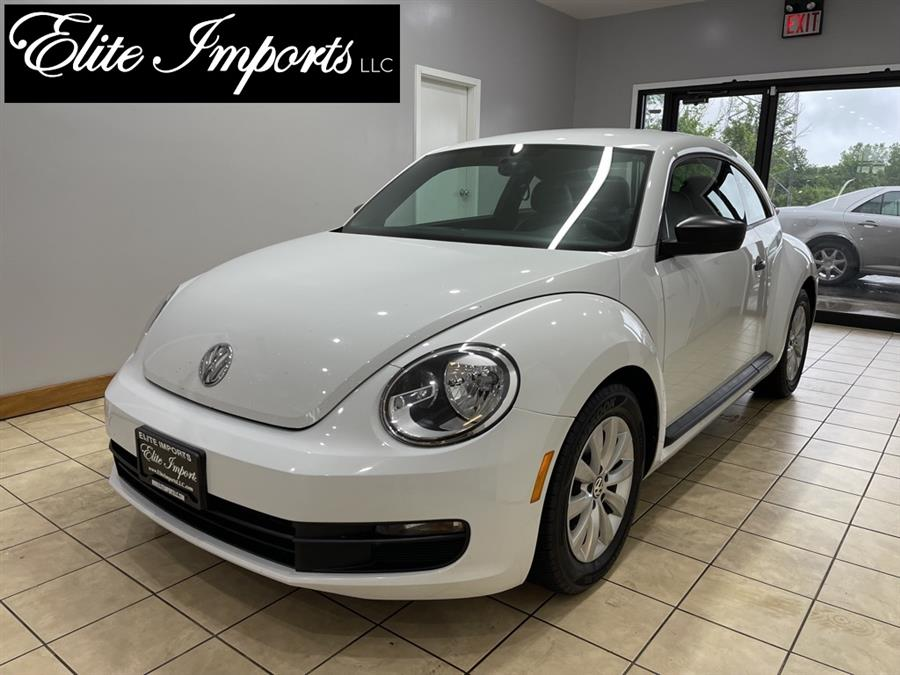Used Volkswagen Beetle 1.8T Classic 2015 | Elite Imports LLC. West Chester, Ohio