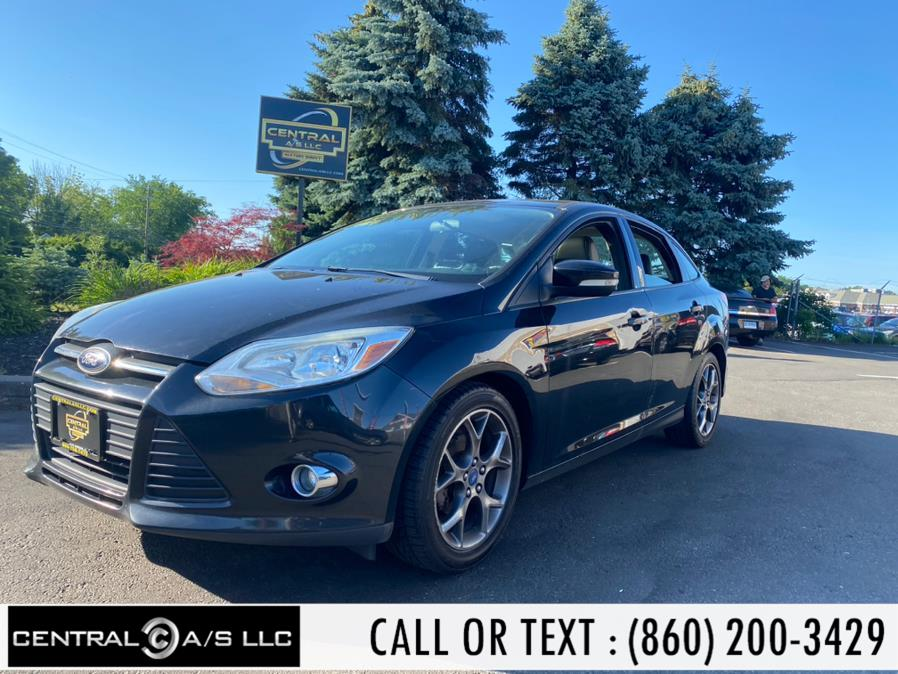 Used Ford Focus 4dr Sdn SE 2013   Central A/S LLC. East Windsor, Connecticut
