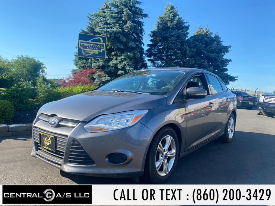 Used Ford Focus 4dr Sdn SE 2013 | Central A/S LLC. East Windsor, Connecticut