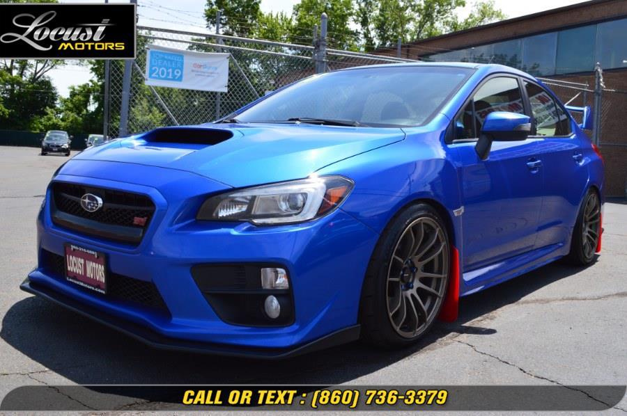 Used 2015 Subaru WRX STI in Hartford, Connecticut | Locust Motors LLC. Hartford, Connecticut