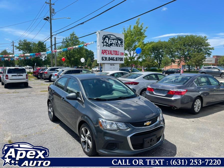 Used 2017 Chevrolet Sonic in Selden, New York | Apex Auto. Selden, New York