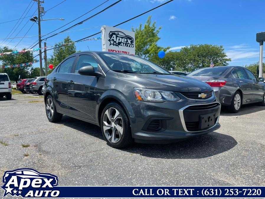 Used Chevrolet Sonic 4dr Sdn Auto LT 2017 | Apex Auto. Selden, New York