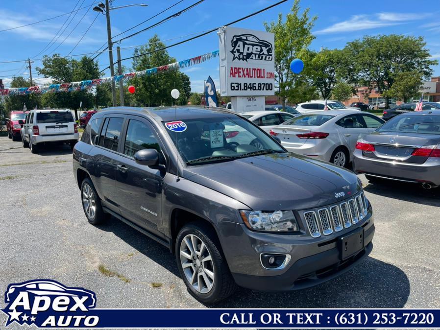 Used 2016 Jeep Compass in Selden, New York | Apex Auto. Selden, New York