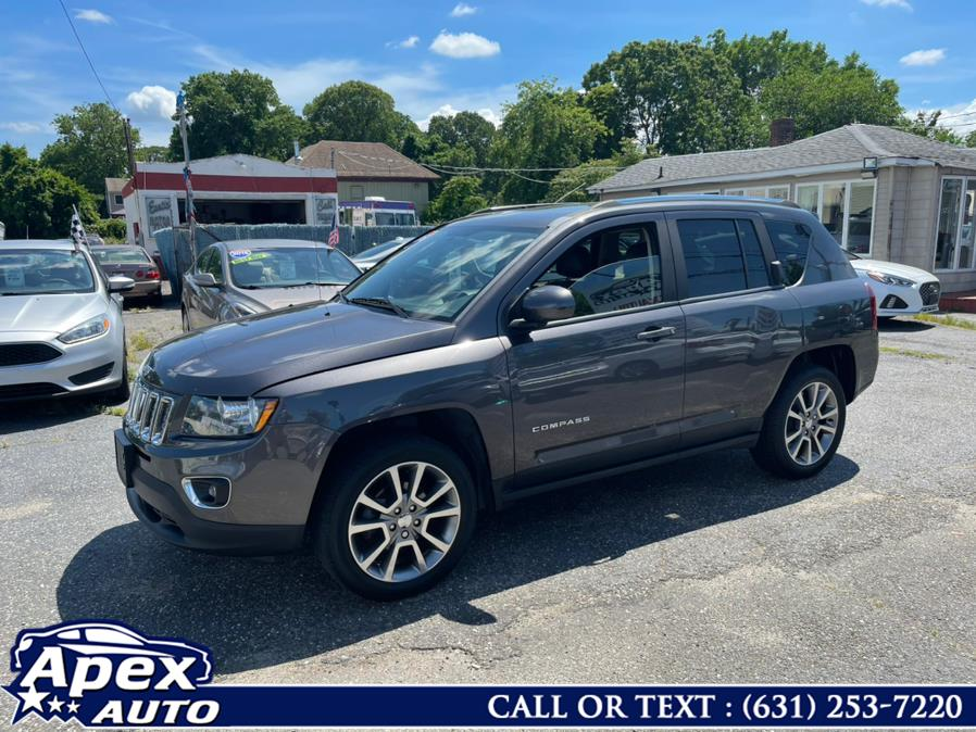 Used Jeep Compass 4WD 4dr High Altitude Edition 2016 | Apex Auto. Selden, New York