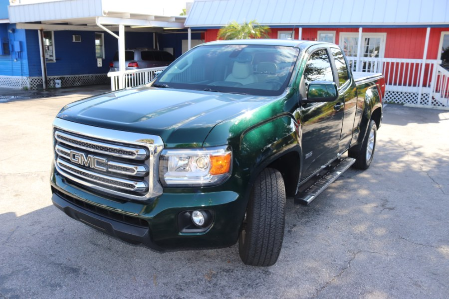 Used 2015 GMC Canyon in Winter Park, Florida | Rahib Motors. Winter Park, Florida