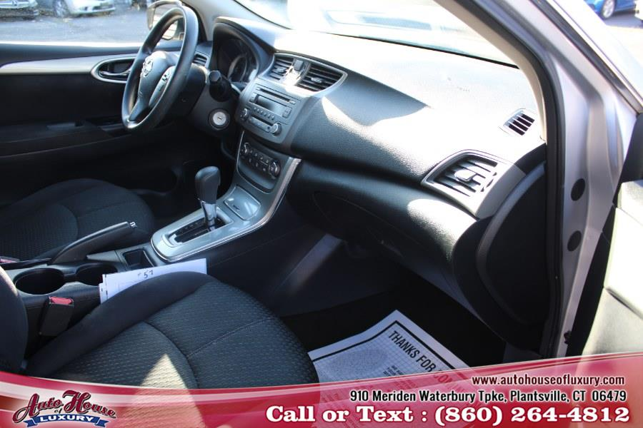 Used Nissan Sentra 4dr Sdn I4 CVT SR 2013   Auto House of Luxury. Plantsville, Connecticut