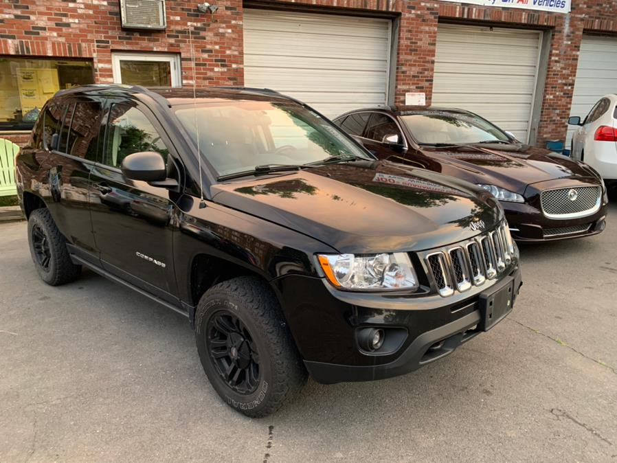 Used 2012 Jeep Compass in New Britain, Connecticut | Central Auto Sales & Service. New Britain, Connecticut