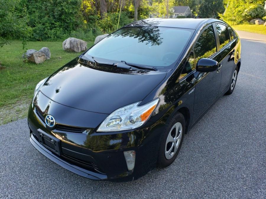 Used Toyota Prius 5dr HB Three (Natl) 2013   ODA Auto Precision LLC. Auburn, New Hampshire