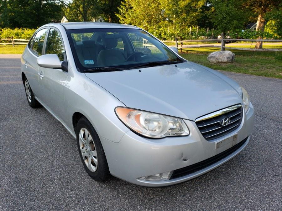 Used Hyundai Elantra 4dr Sdn Man GLS 2009 | ODA Auto Precision LLC. Auburn, New Hampshire