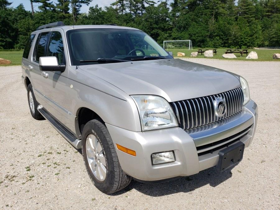 Used Mercury Mountaineer 4dr Luxury AWD 2006 | ODA Auto Precision LLC. Auburn, New Hampshire