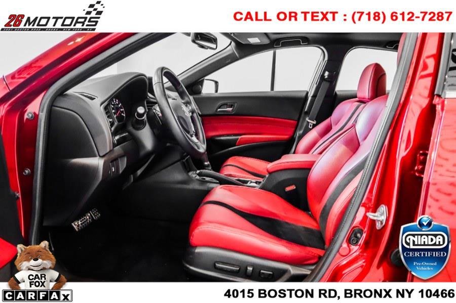Used Acura ILX Sedan w/Premium/A-Spec Pkg 2019   26 Motors Corp. Bronx, New York