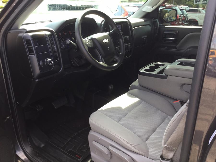 "Used Chevrolet Silverado 1500 4WD Reg Cab 119.0"" Work Truck w/1WT 2014 | L&S Automotive LLC. Plantsville, Connecticut"