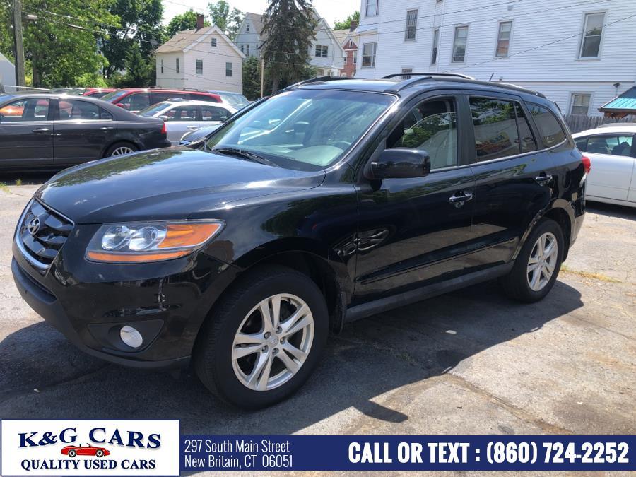 Used 2011 Hyundai Santa Fe in New Britain, Connecticut | K and G Cars . New Britain, Connecticut