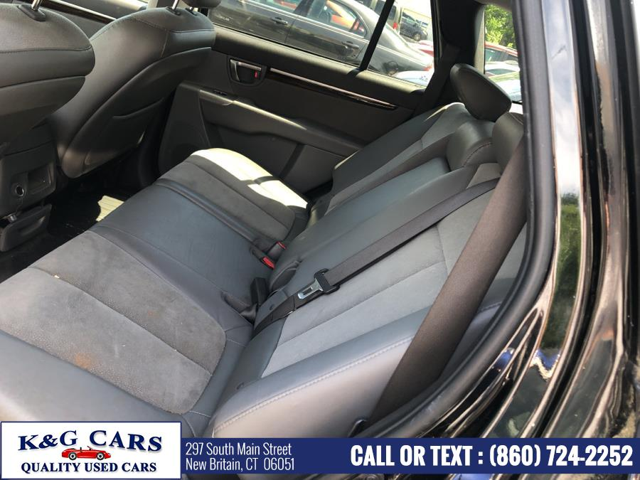 Used Hyundai Santa Fe AWD 4dr V6 Auto SE 2011 | K and G Cars . New Britain, Connecticut