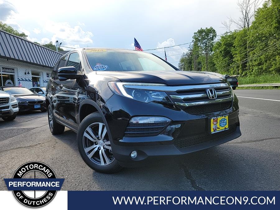 Used 2018 Honda Pilot in Wappingers Falls, New York | Performance Motorcars Inc. Wappingers Falls, New York