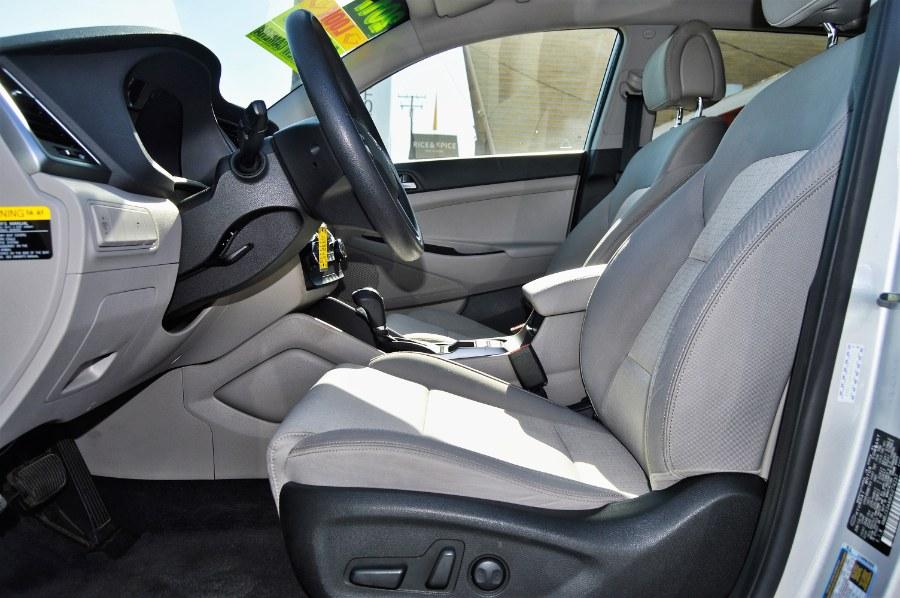 Used Hyundai Tucson SE FWD 2017   Fusion Motors Inc. Moreno Valley, California