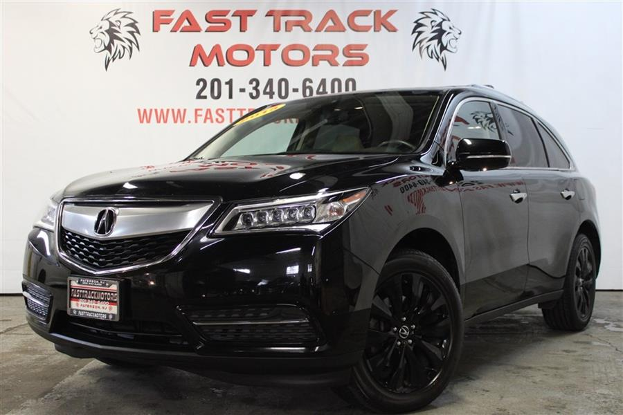 Used Acura Mdx TECHNOLOGY 2015 | Fast Track Motors. Paterson, New Jersey