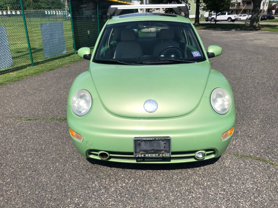 Used Volkswagen New Beetle Coupe 2dr GLS Auto 2005   Cars With Deals. Lyndhurst, New Jersey