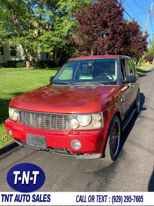 Used 2008 Land Rover Range Rover in Bronx, New York | TNT Auto Sales USA inc. Bronx, New York