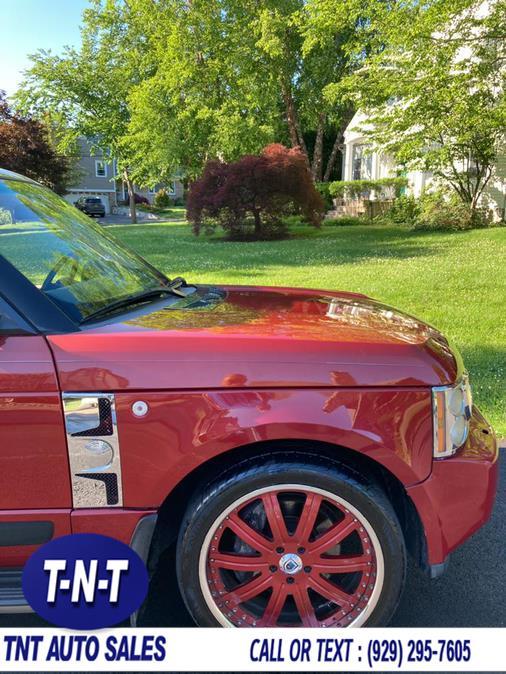 Used Land Rover Range Rover 4WD 4dr SC 2008   TNT Auto Sales USA inc. Bronx, New York