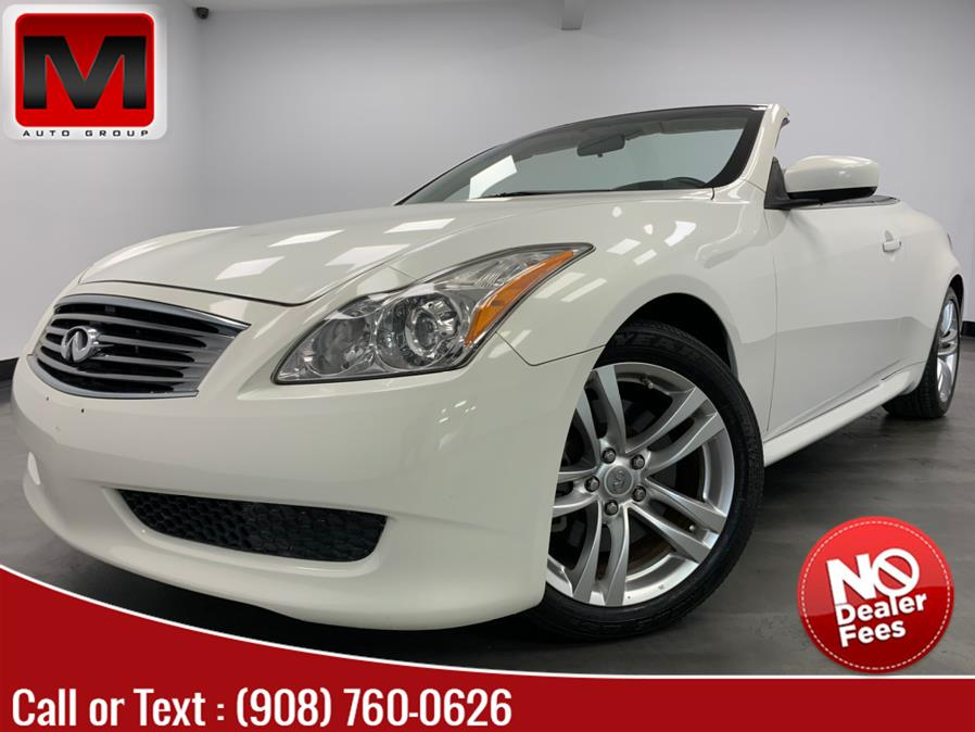 Used INFINITI G37 Convertible 2dr 2009 | M Auto Group. Elizabeth, New Jersey