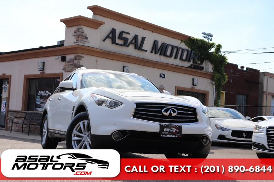 Used 2012 Infiniti FX35 in East Rutherford, New Jersey | Asal Motors. East Rutherford, New Jersey