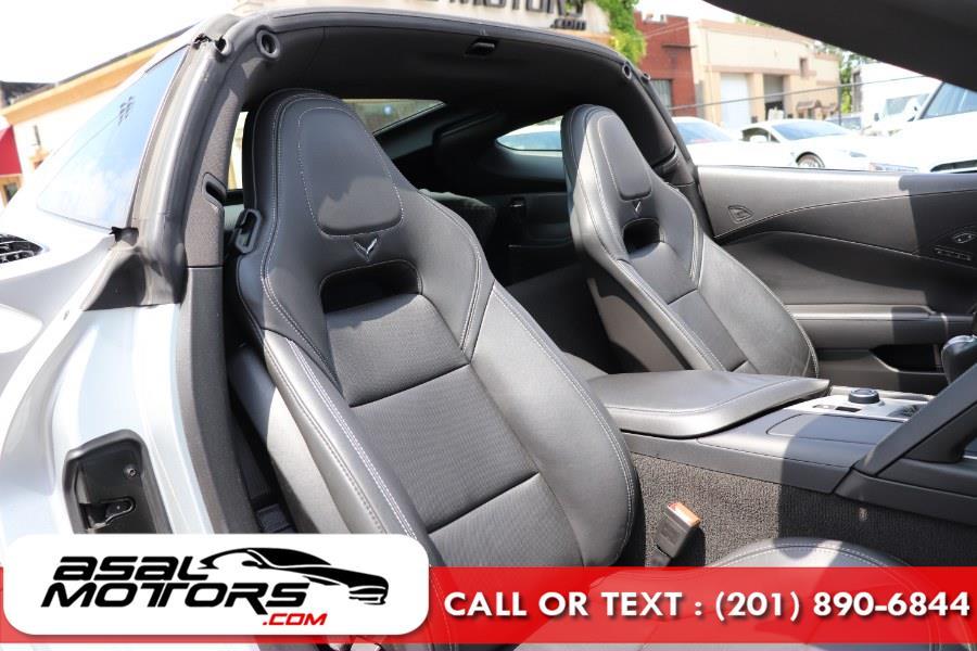 Used Chevrolet Corvette Stingray 2dr Z51 Cpe w/2LT 2014   Asal Motors. East Rutherford, New Jersey