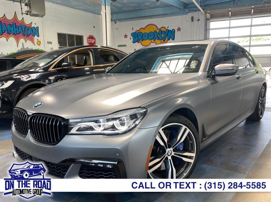 Used BMW 7 Series 750i Sedan 2018   On The Road Automotive Group Inc. Bronx, New York