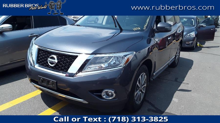 Used Nissan Pathfinder 4WD 4dr S 2013 | Rubber Bros Auto World. Brooklyn, New York
