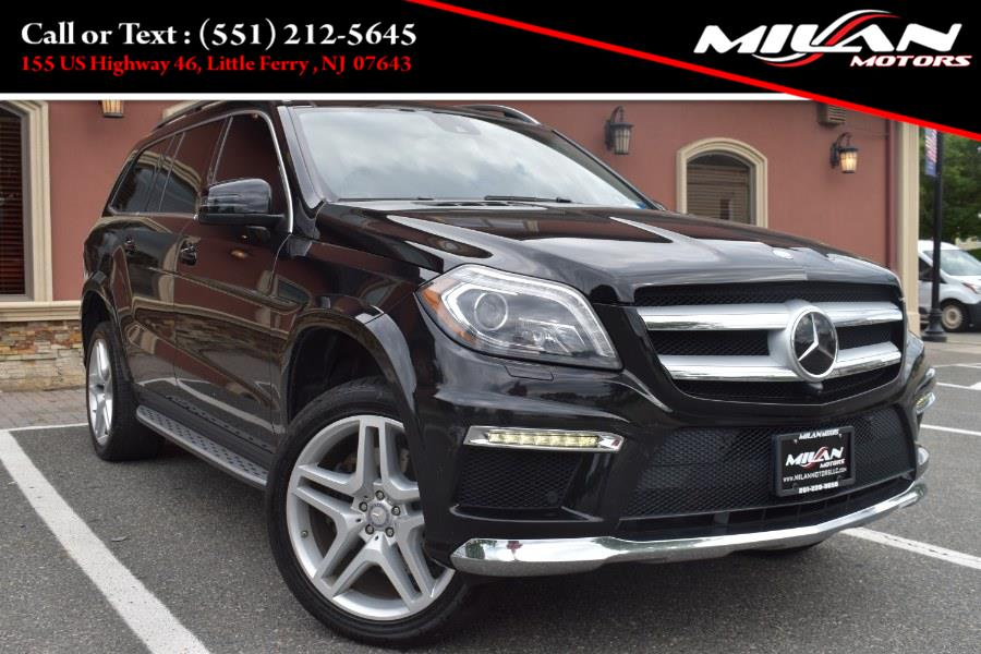 Used Mercedes-Benz GL 4MATIC 4dr GL 550 2016   Milan Motors. Little Ferry , New Jersey