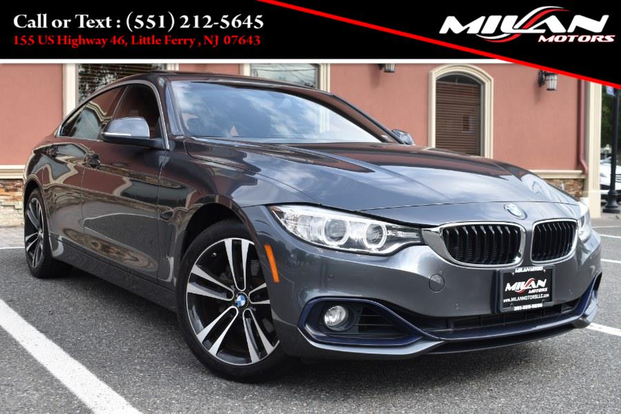 Used BMW 4 Series 4dr Sdn 428i xDrive AWD Gran Coupe SULEV 2016 | Milan Motors. Little Ferry , New Jersey