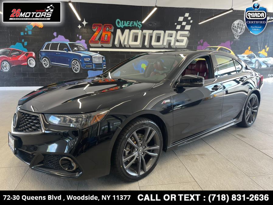 Used 2018 Acura TLX in Woodside, New York | 26 Motors Queens. Woodside, New York