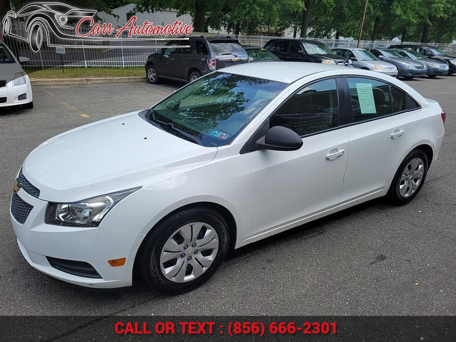 Used 2013 Chevrolet Cruze in Delran, New Jersey | Carr Automotive. Delran, New Jersey