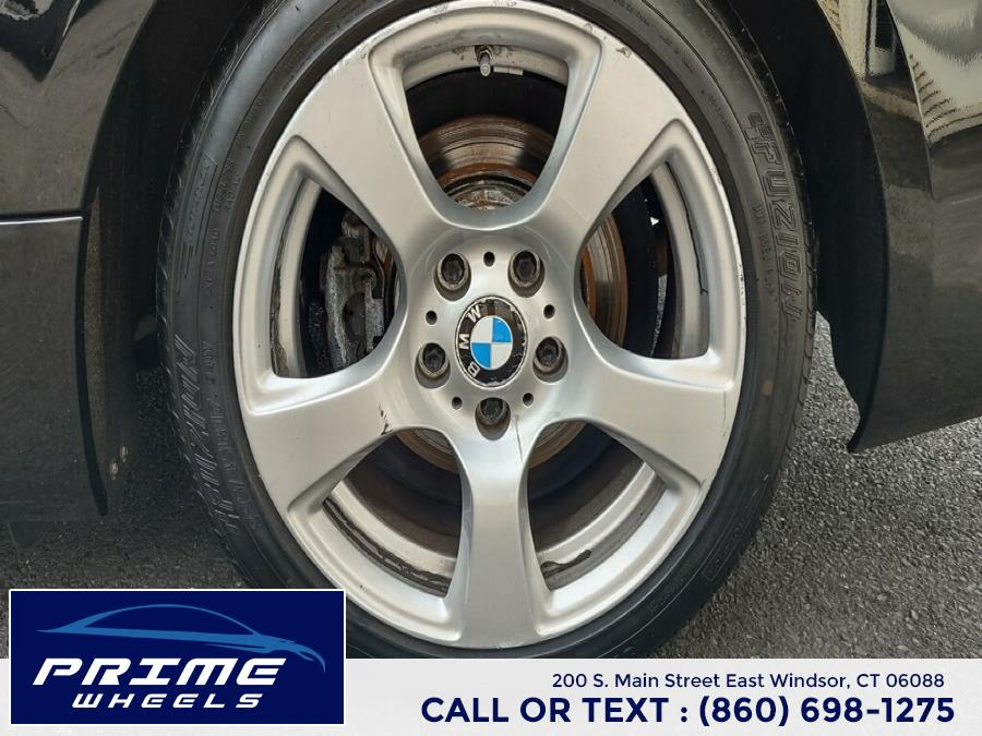 Used BMW 3 Series 2dr Cpe 328i xDrive AWD SULEV 2009   Prime Wheels. East Windsor, Connecticut