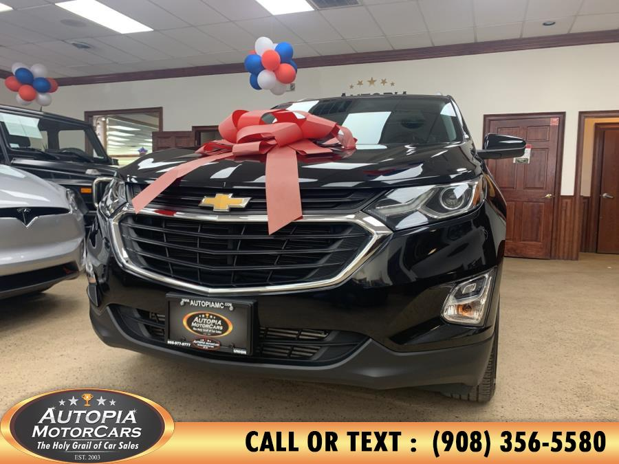 Used 2018 Chevrolet Equinox in Union, New Jersey | Autopia Motorcars Inc. Union, New Jersey