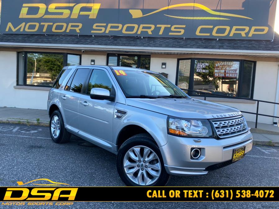 Used Land Rover LR2 AWD 4dr HSE 2014 | DSA Motor Sports Corp. Commack, New York
